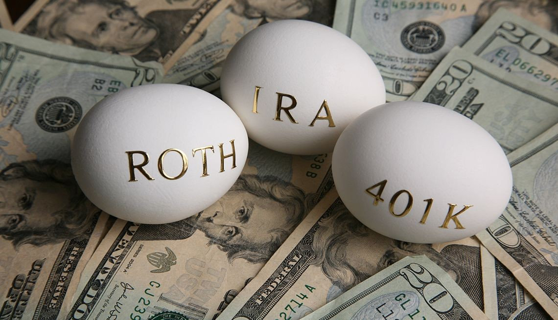 Retirement account contributions increase in 2019