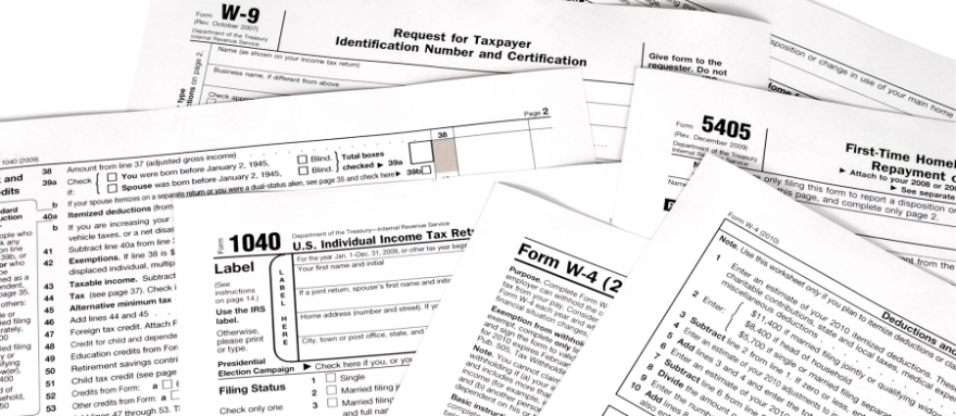 Tax Forms are Arriving. ARE YOU READY? Conduct an essential review now!
