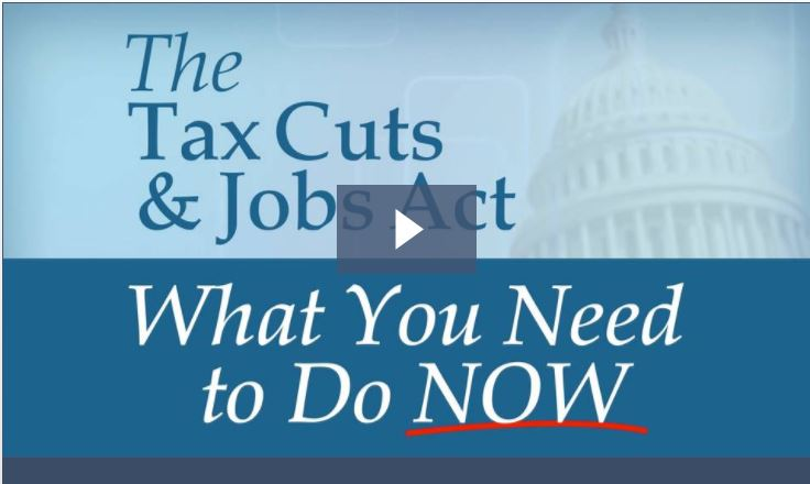 Tax Cuts and Jobs Act