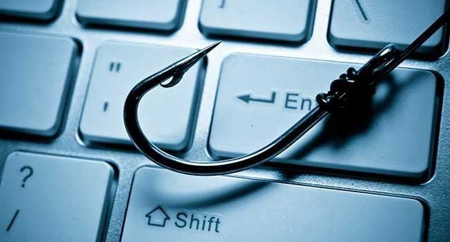 Don't get hooked by a phishing scam
