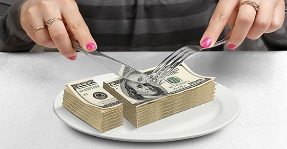 meals and money