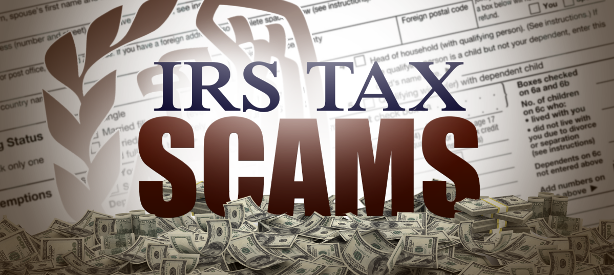 A new twist on an old taxpayer scam